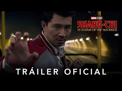 Shang-Chi y la Leyenda de los Diez Anillos   Marvel Studios   Tráiler doblado