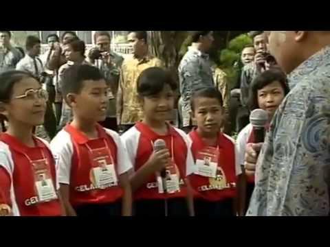Beda Presiden Pak Soeharto, sby, Jokowi dalam hari anak Nasional