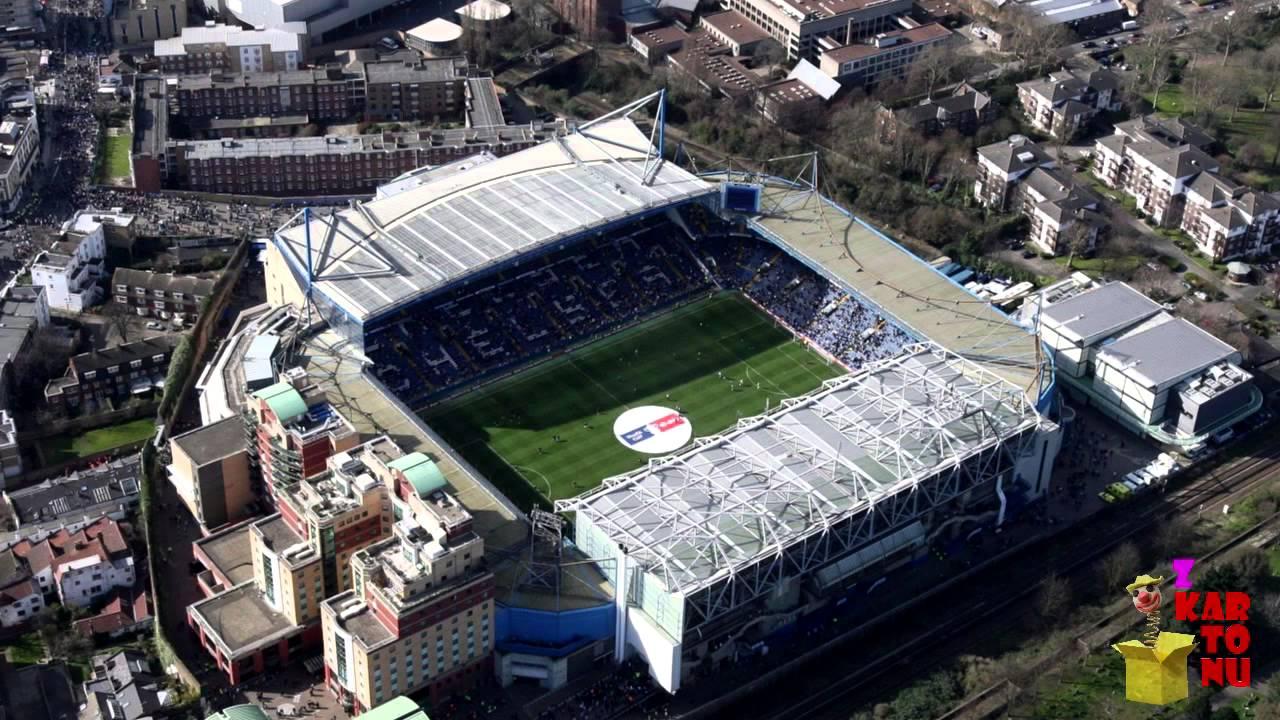 Stadion Chelsea od środka/Stamford Bridge Chelsea London stadium tour - YouTube