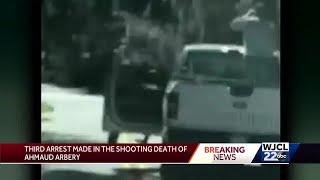 3rd Murder Arrest In Ahmaud Arbery Killing