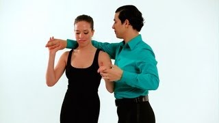 How to Do the Sweetheart Step | Merengue Dance