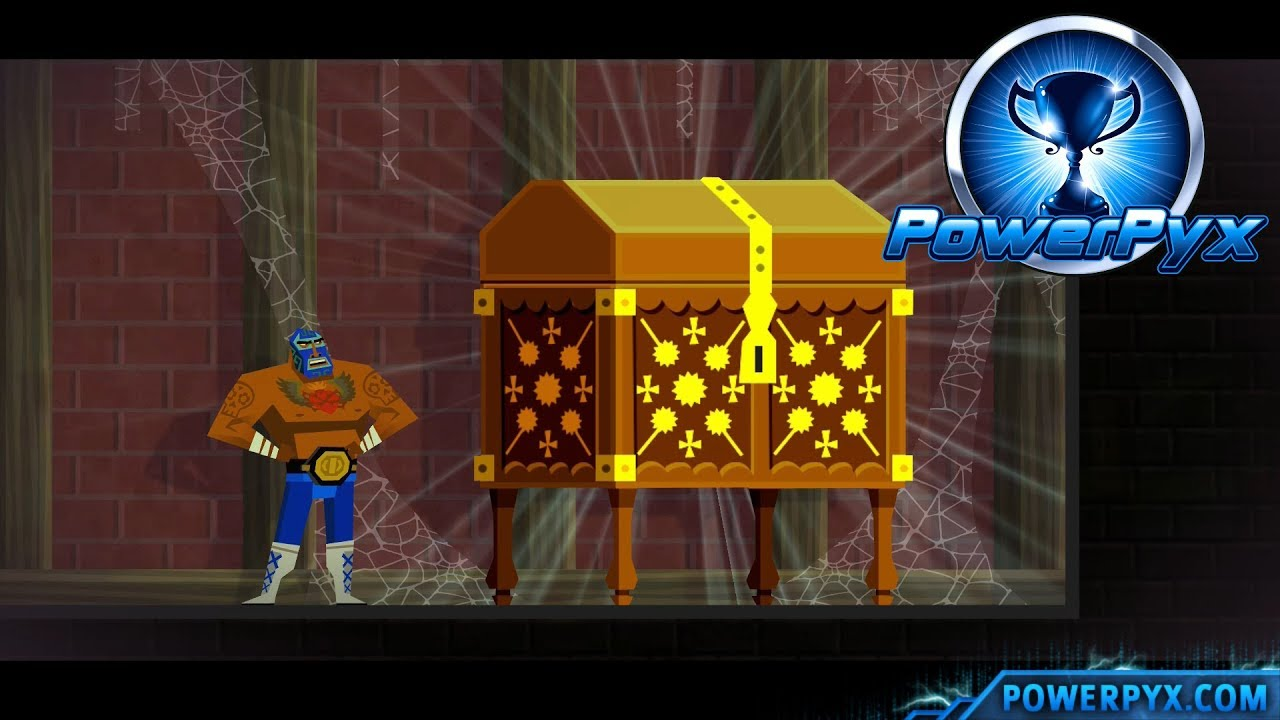 guacamelee 2 one born every minute trophy guide secret loot box rh youtube com Infamous 2 Trophy Guide Last of Us Trophy Guide