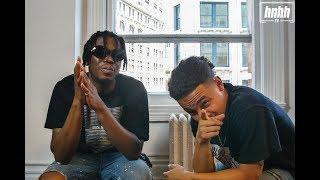 Nyck @ Knight Talk Favorite Rap Duos & Hidden Talents (HNHH Interview 2017)