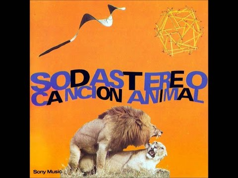 Soda stereo - Cancion animal FULL ALBUM HQ
