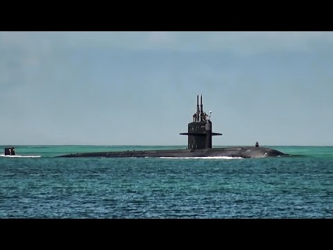 Fast Attack Nuclear Sub • USS City of Corpus Christi SSN-705