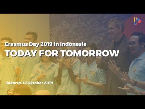 Erasmus Day 2019 in Indonesia - Today for Tomorrow - KalderaNews