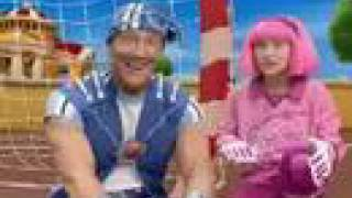 Lazytown - All of Stephanie