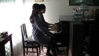 TBS系金曜ドラマ「コウノドリ」より、ピアノ連弾でBaby, God Bless You ...