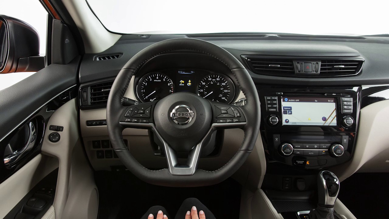 Nissan Rogue Service Manual: Cruise Control System