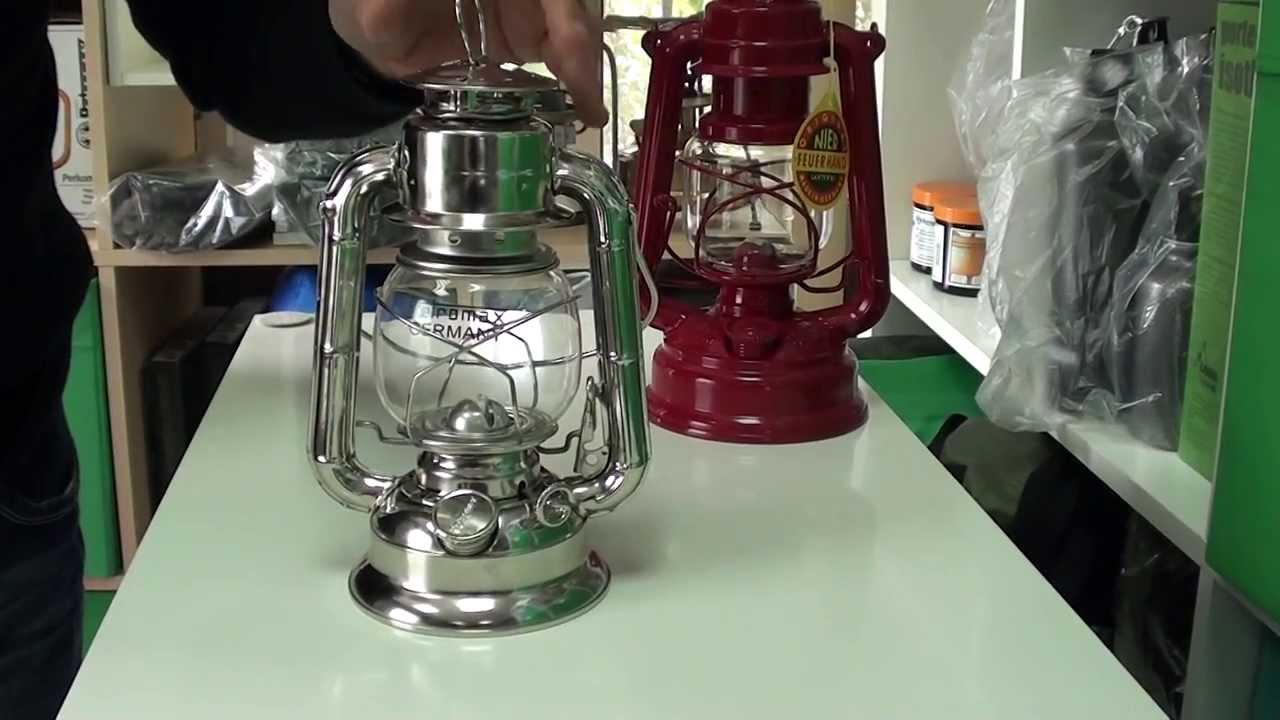 Como cambiar cristal quemador mecha l mpara petromax hl1 - Lampara de parafina ...