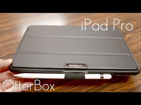 finest selection de0fd 50bd8 Apple Smart Case Alternative? - OtterBox Symmetry Hybrid Case - 9.7' iPad  Pro / iPad Air