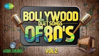 Repeat youtube video Bollywood Evergreen Filmy Duet Songs Of 80's Volume- 2 (Audio Juke Box)