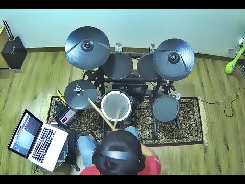 Raabta- Mai Tera Boyfriend Song- Drum Remix (Parth Saini)