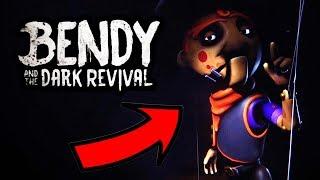 Bendy and the Dark Revival ( BATIM 2 ) Nuevo Trailer y Nuevo juego Showdown Bandit