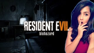 Resident Evil 7 | NEVER PLAYED | BEGINNING HOUR | Come Say Hello