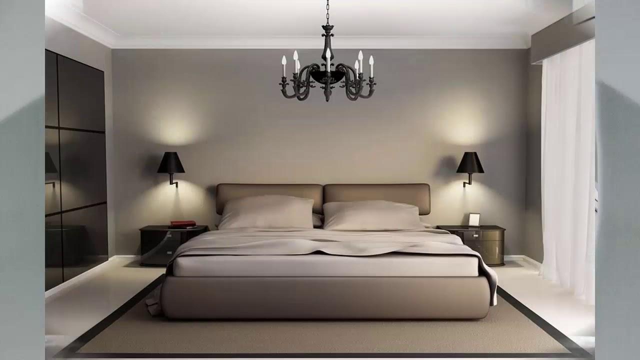 Schlafzimmer Ideen grau weiß   Haus Ideen - YouTube