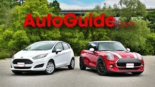 2014 Mini Cooper Vs. 2014 Ford Fiesta