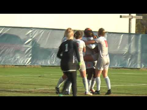 Carson-Newman Women's Soccer: West Florida v. Carson-Newman, NCAA Quarterfinals Highlights 11-19-17