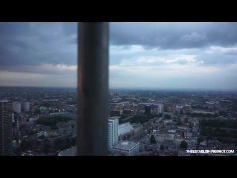 The Establishing Shot: TOP OF THE BT TOWER A 22 MINUTE ROTATION AROUND LONDON