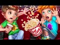 Kids Movie Night | exceptional app games for kids | Android gameplay TabTale Movie | sport for youn