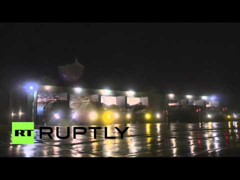 Russia: Topol missiles, strategic forces head for large-scale drills in Yoshkar-Ola