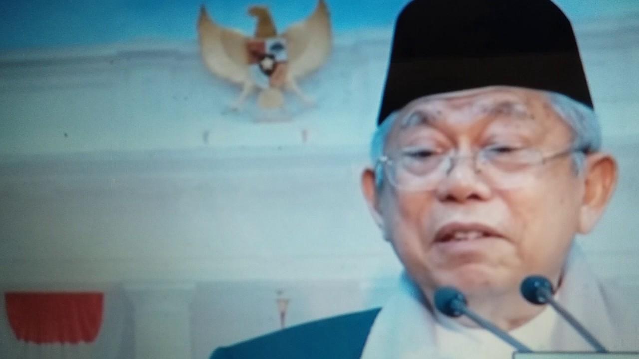 Pandangan Aksi 313 oleh Ketua Majelis Ulama Indonesia, Ma'ruf Amin