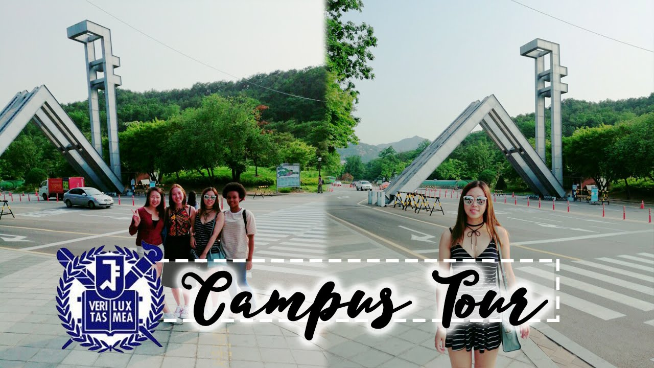 Seoul National University Campus Tour (with Directions ...