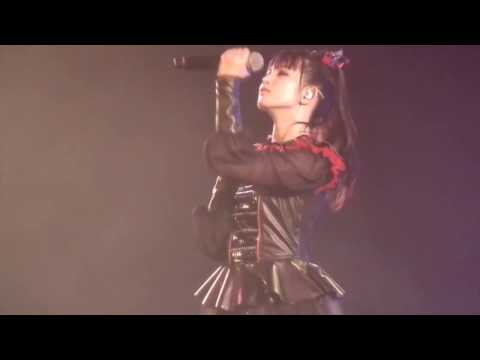 BABYMETAL AMORE 2016 PLAYSTATION THEATER FANCAMCOMPILATION