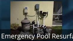 Emergency Pool Resurfacing Service Pinecrest