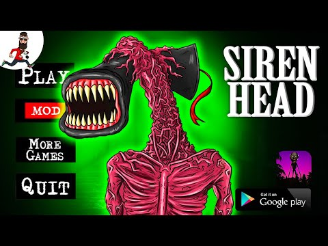Granny Is Siren Head ► Siren Head Granny: The Scary Game Mod