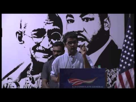 "My Dream for India -  Anirudh Belle, ""You Speak India"""
