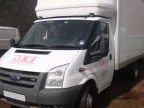 Van & Truck Hire - ERG Car, Van & Mini Bus Hire