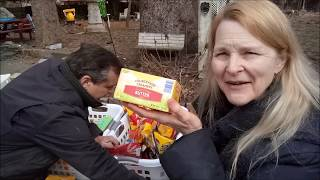 We Found POT?!?! Dumpster Diving for  More than Just Free Fo...