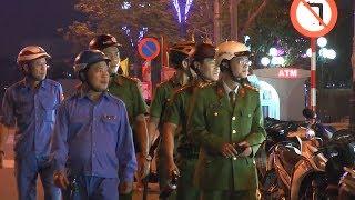 Công an Đà Nẵng bảo đảm an ninh trật tự dịp Tết Mậu Tuất