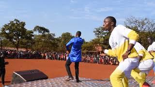 J samson - Nyarugusu camp 1 kigoma Tz( hot gospel concert)