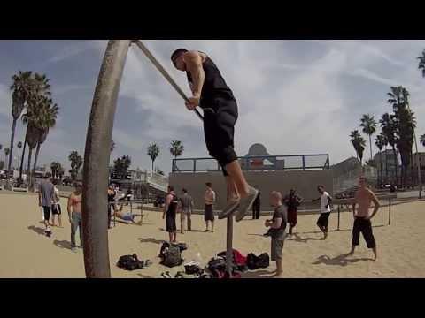 Venice Beach Calisthenics