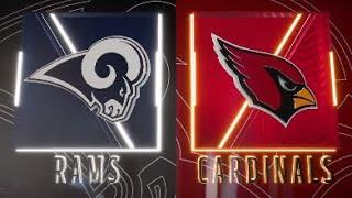 Madden 20 Simulation - Los Angeles Rams vs Arizona Cardinals - Simulation Nation
