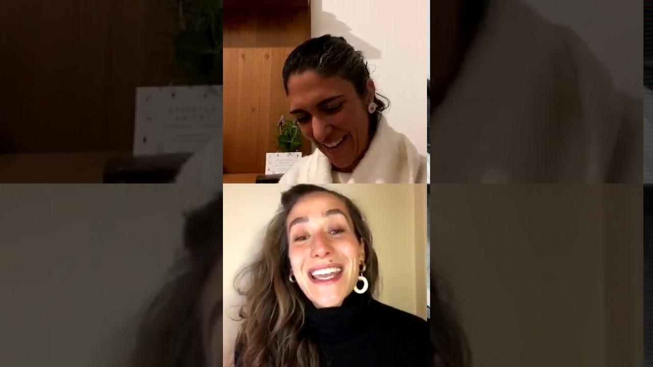 Ciclos de lives - Conversa com Paola Maria