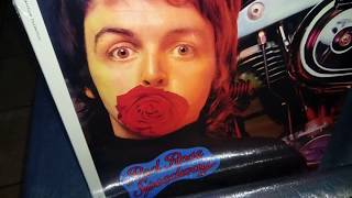 Baixar RED ROSE SPEEDWAY 2LPS UNBOXING !! PAUL MCcCARTNEY