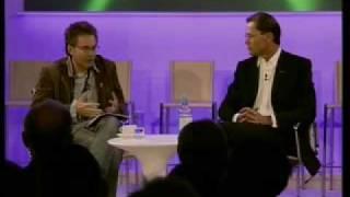 Martin Varsavsky & Dr Thomas Middlehoff at Zeitgeist 2008