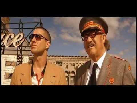 Richie Tenenbaum The Baumer Say Hello to th...