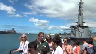 Pearl Harbor Tour --Part 1