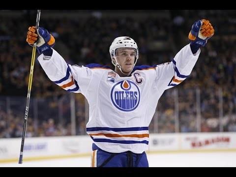 Connor McDavid 2016-17 Highlights | Hart Trophy Winner