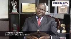 Customer Appreciation Message from the Econet Wireless Executive Team