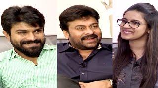 Niharika Interviews Khaidi No 150 Movie Team    Chiranjeevi, Kajal Aggarwal