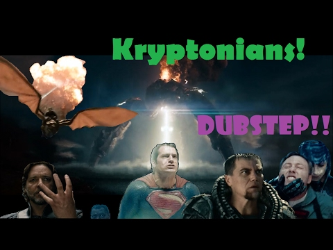 The Kryptonian Dubstep Engine