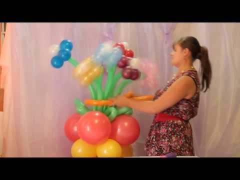 Видео урок: Букет желтых роз. Уроки живописи. Игорь Сахаров