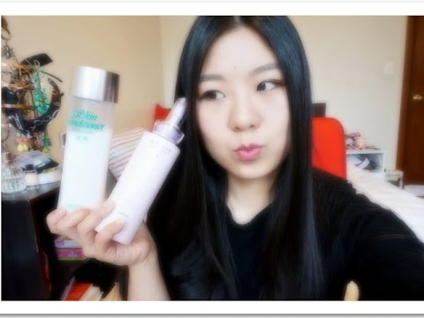【CrystalBeauty】Albion健康水使用心得及如何正確濕敷~Favorite Toners Review & How-To