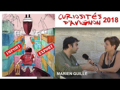 Curiosités d'Avignon   import export