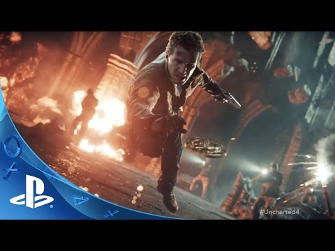 Uncharted 4 A Thief S End Man Behind The Treasure Ps4